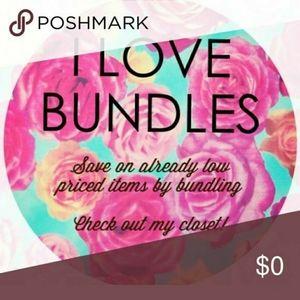 Bundle & get a private discount!